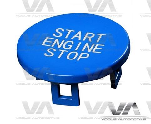 BMW 1 3 4 Series F40 F44 G20 G22 G05 G06 G29 BLUE Start Stop Button