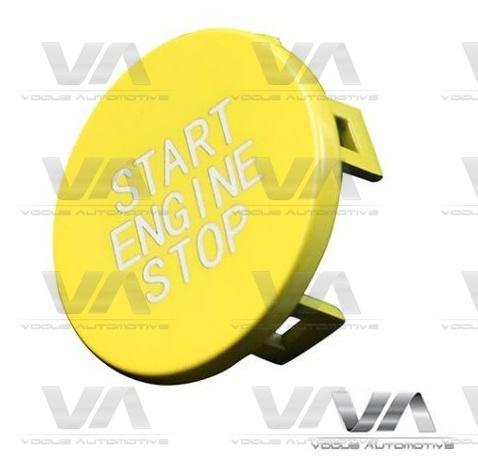 BMW 1 3 4 Series F40 F44 G20 G22 G05 G06 G29 YELLOW Start Stop Button