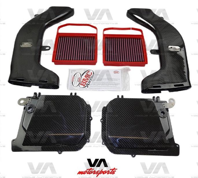 VA MOTORSPORTS MERCEDES-BENZ W205 C43 Prepreg CARBON FIBER Cold Air Intake Induction Kit